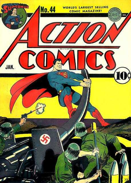 Superman Bend