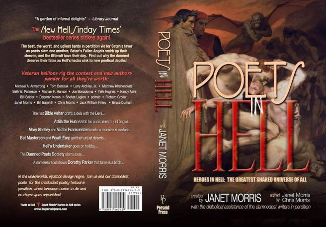 Poets in Hell Full Cover