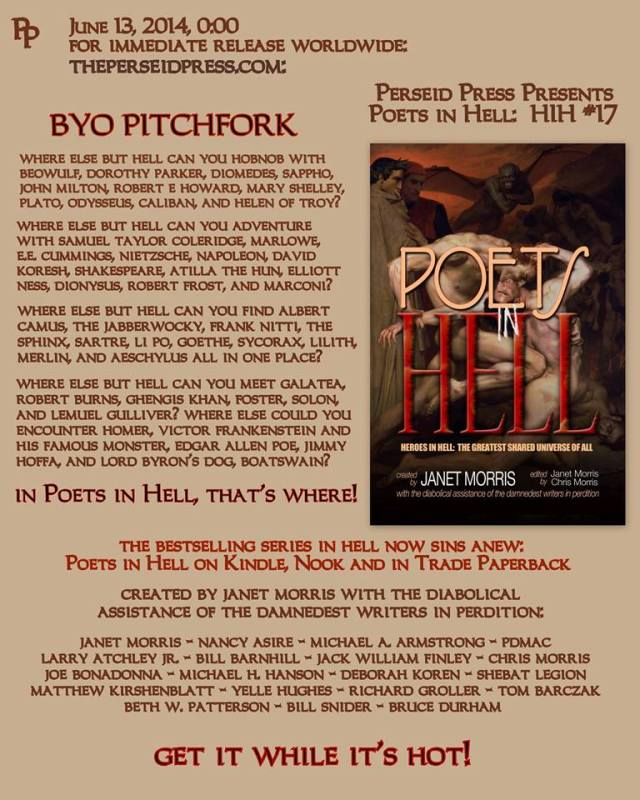 Poets in hell press release 1