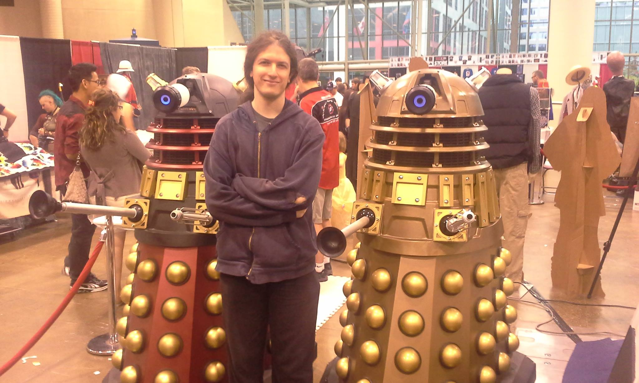 Matthew and the Daleks