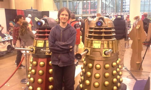 Matthew and the Daleks