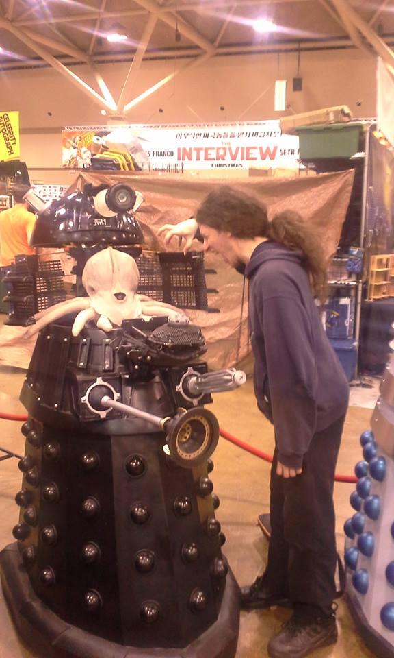 Serving the Daleks
