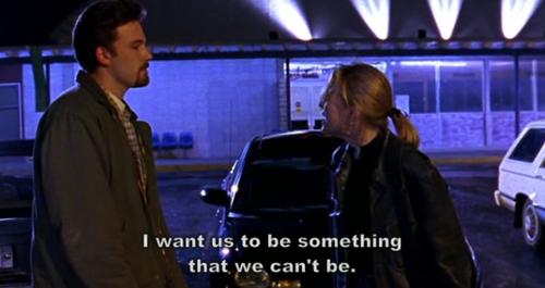 Chasing Amy Breakup Scene