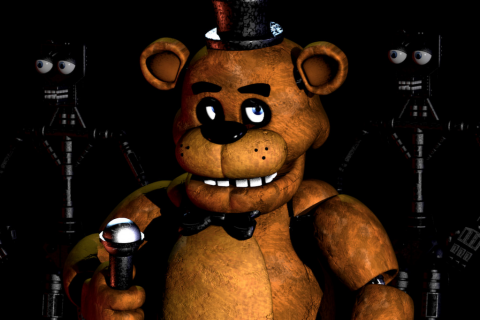 It's Always Halloween At Five Nights At Freddy's | Mythic Bios