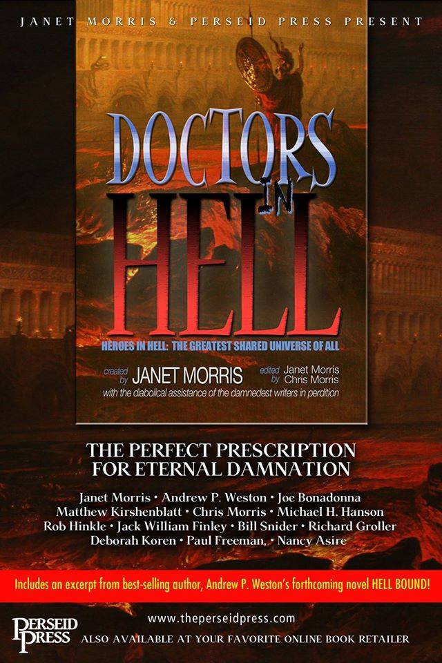 Doctors In Hell Advertisement