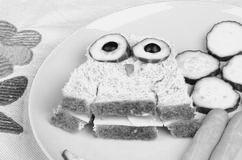 Owl Sandwhich