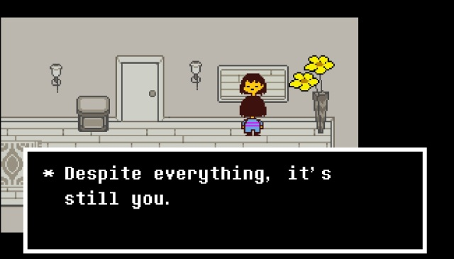 Undertale Mirror