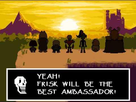 Frisk the Ambassador